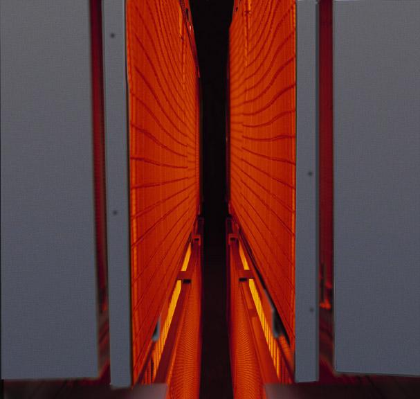 Radplane Infrared Heater